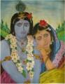 Radhaji and Krishnaji